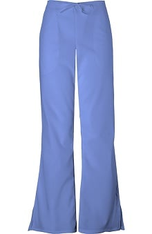 tall: Premium Stretch by Cherokee Workwear Women's Flare Leg Drawstring Scrub Pant