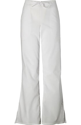 Clearance Core Stretch by Cherokee Workwear Women's Flare Leg Drawstring Scrub Pant