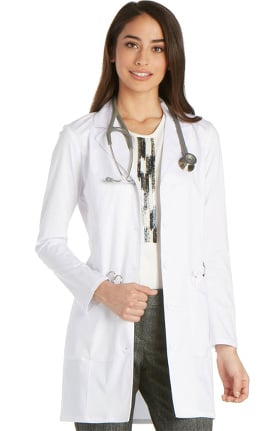 "Core Stretch by Cherokee Workwear Women's 33"" Lab Coat"
