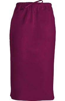 Cherokee Workwear Women's Drawstring Scrub Skirt 30""