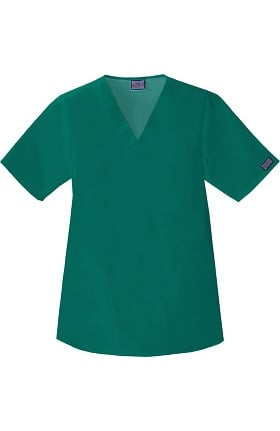 Clearance Cherokee Workwear Unisex  Solid Scrub Top