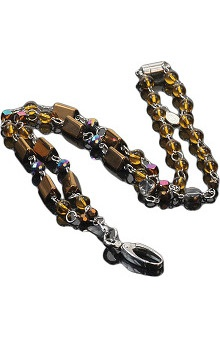 Clearance Boojee Beads I.D. Holder / Beaded Lanyard