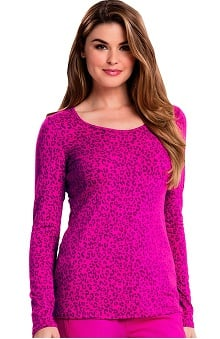 Careisma By Sofia Vergara Women's Reese Long Sleeve Knit T-Shirt