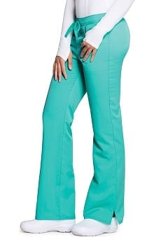 Cloud Nine by code happy With Antimicrobial Certainty Women's Mid Rise Mod Flare Leg Pant