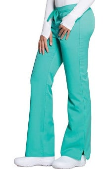 Clearance Cloud Nine by code happy™ Women's Mid Rise Mod Flare Leg Pant