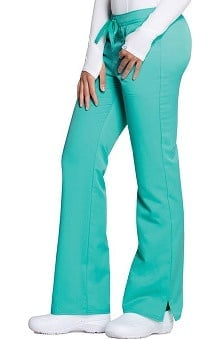 Clearance Cloud Nine by code happy™ With Certainty Antimicrobial Fabric Technology Women's Mid Rise Mod Flare Leg Pant
