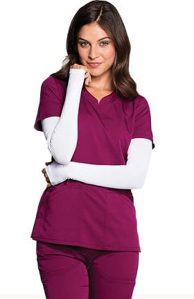 code happy Unisex Knit Arm-Warmer Sleeves