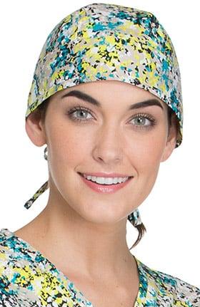 Cherokee Women's Print Scrub Hat