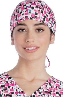 Cherokee Women's Printed Scrub Hat