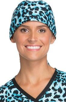Cherokee Unisex Print Scrub Hat