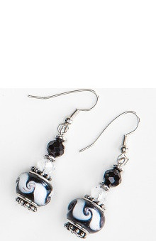 Clearance Cherokee Women's Fashion Beaded Earrings