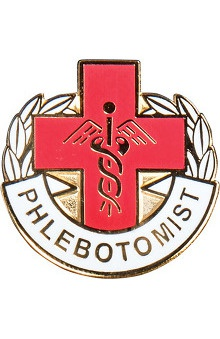 Clearance Cherokee Phlebotomist Pin
