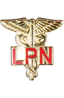 Clearance Cherokee LPN On Caduceus Pin