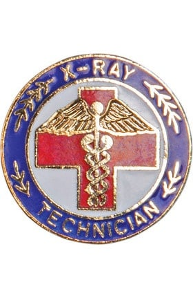 Clearance Cherokee X-Ray Technician Pin