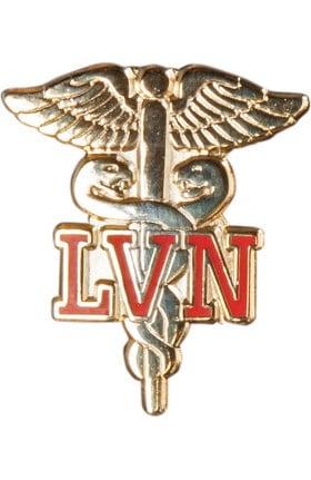 Clearance Cherokee LVN On Caduceus Pin