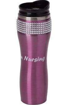 Clearance Cherokee Women's Water Bottle with Bling