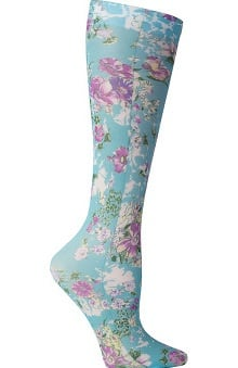Clearance Footwear By Cherokee Women's Knee High 8-15mmHg Compression Sock
