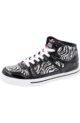 Footwear by Cherokee Women's Hi Top Lace Up Shoe