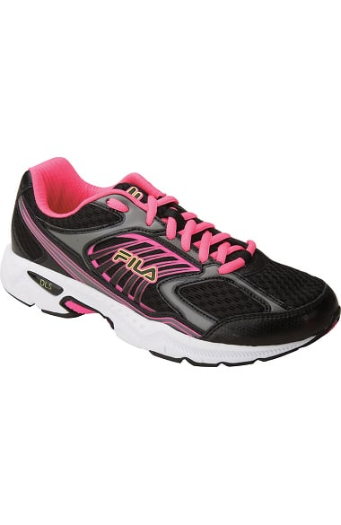 clearance fila s lace up athletic shoe