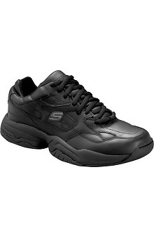 shoes: Skechers by Cherokee Men's Keystone Nursing Shoe