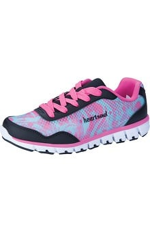 Footwear by Heartsoul Women's Athletic Lace Up Shoe