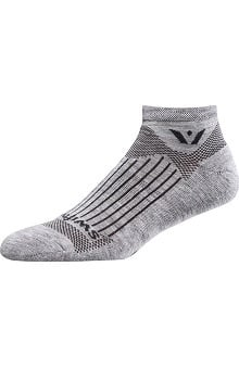 Footwear by Cherokee Unisex Pursuit Zero No Show Compression Sock