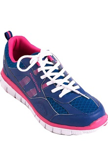 Footwear by heartsoul Women's Lace Up Athletic Shoe