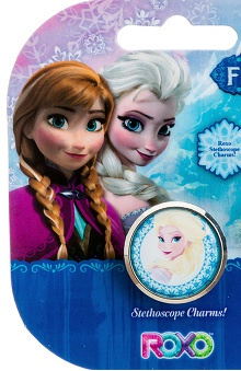 Clearance Cherokee Elsa From Frozen Scope Charm