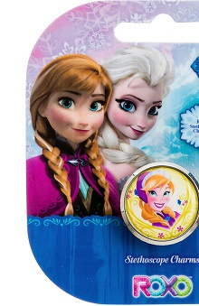 Clearance Cherokee Anna From Frozen Scope Charm