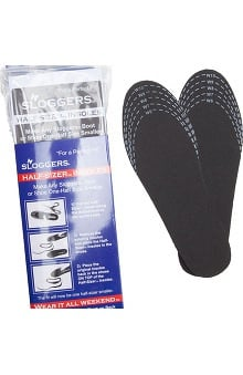 Footwear by Cherokee Unisex Sloggers Half Sizers Insoles