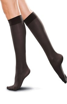 Therafirm by Cherokee Women's 10-15Hg Knee-High Stocking