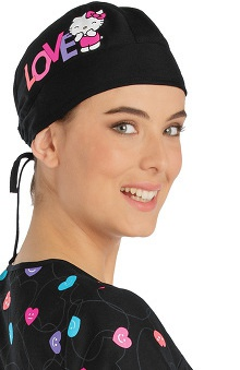 Tooniforms by Cherokee Women's Printed Scrub Hat