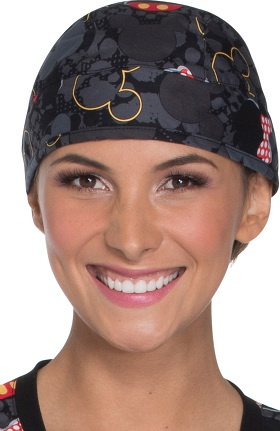 Tooniforms by Cherokee Women's Print Scrub Hat