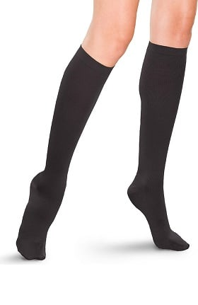 Therafirm by Cherokee Women's 15-20 mmHg Compression Trouser Sock
