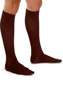 Therafirm by Cherokee Men's 10-15 mmHg Support Trouser Sock