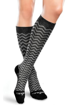 Therafirm by Cherokee Unisex 10-15 mmHg Compression Light Support Sock