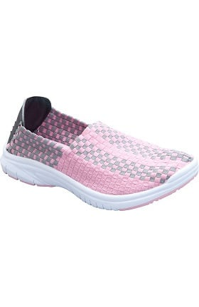 Footwear by Cherokee Women's Ultra Step-Inz Textile Woven Shoe