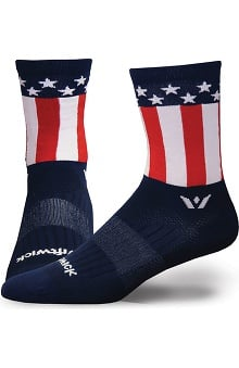 Swiftwick® Unisex Antimicrobial Quarter Calf Socks