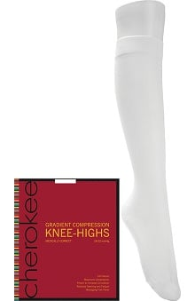 Cherokee Women's Medically Correct Gradient Compression Hosiery