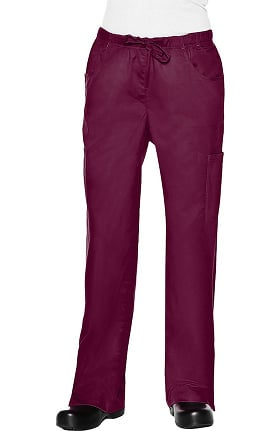 Durable Stretch by Crush Women's Boo Boot Cut Scrub Pant