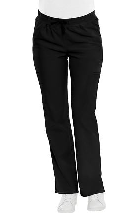 Performance Stretch by crush Women's Marathon Straight Leg Stretch Scrub Pant