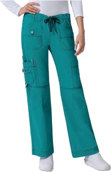 XLG: Gen Flex by Dickies Womens Junior Youtility Scrub Pants