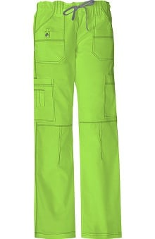 3XT: Gen Flex by Dickies Women's Junior Youtility Scrub Pants