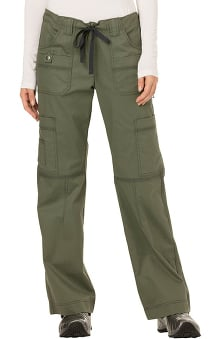Gen Flex by Dickies Women's Junior Youtility Scrub Pants