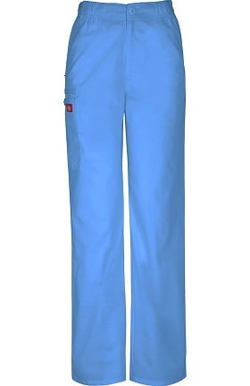 Clearance Evolution NXT by Dickies Men's Elastic Waist Cargo Scrub Pant