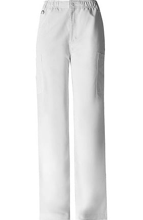 Clearance Xtreme Stretch by Dickies Men's Button Front Scrub Pant