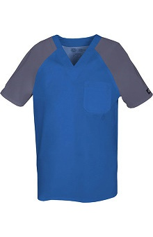 Gen Flex by Dickies Men's V-Neck Scrub Top