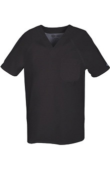 Clearance Gen Flex by Dickies Men's V-Neck Scrub Top