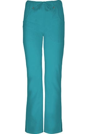 Clearance Xtreme Stretch by Dickies Women's Mid Rise Skinny Leg Scrub Pant