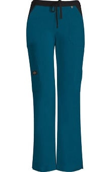 Clearance Gen Flex by Dickies Women's Low-Rise Cargo Scrub Pant